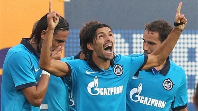 Zenit look to gain upper hand