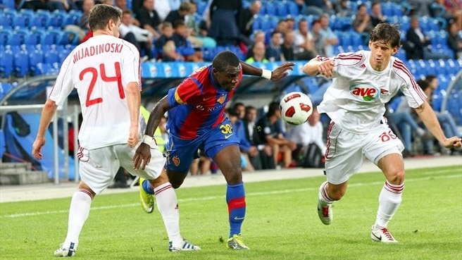 Debrecen well beaten by Basel