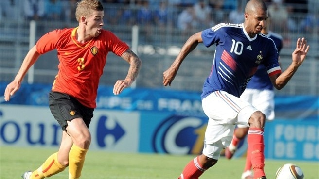 Belgium leave France teetering on brink