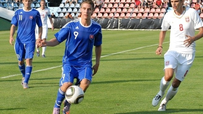 Sylvestr strikes keep Slovakia in contention