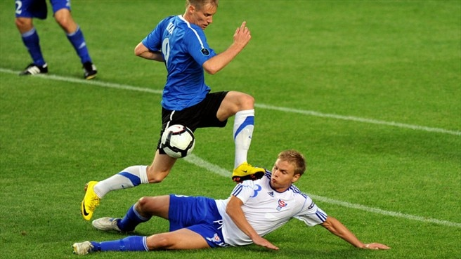 Faroe Islands seek to turn the tables on Estonia