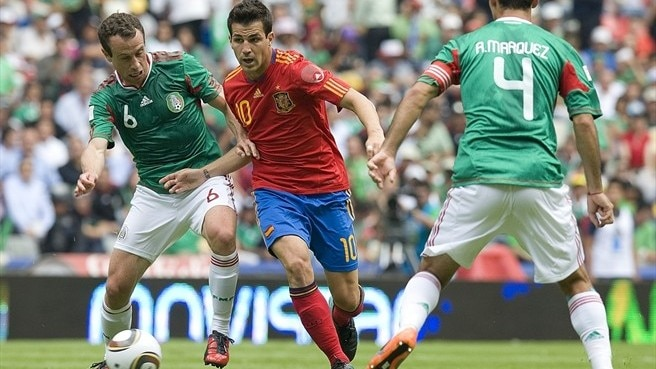 Silva salvages draw for Spain