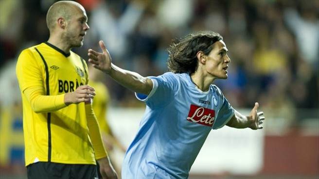 Uncharted territory for Napoli and Utrecht
