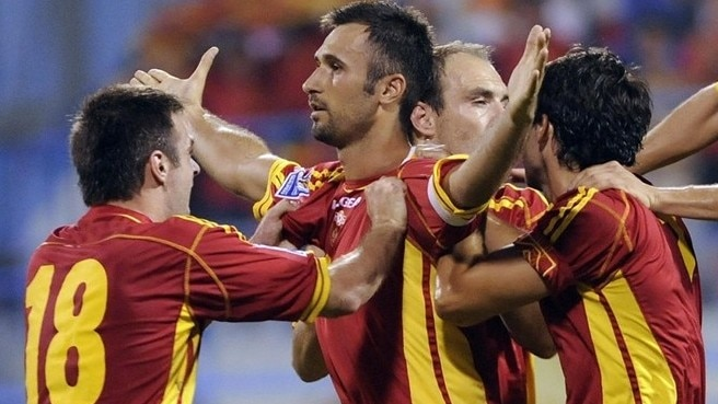 Top spot in sight for Montenegro