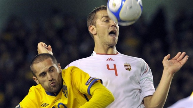 Wernbloom double fires Sweden past Hungary