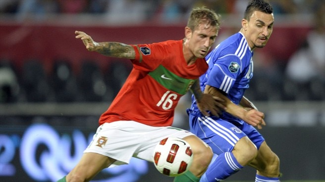 Raul Meireles (Portugal) & Constantinos Charalambides (Cyprus)