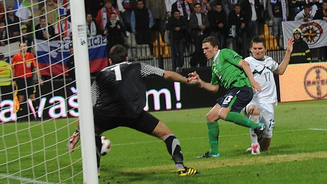 Northern Ireland seek Slovenia repeat