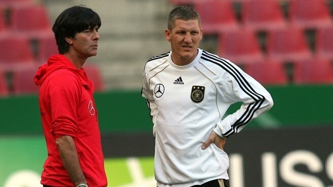 Schweinsteiger blow for Germany and Bayern