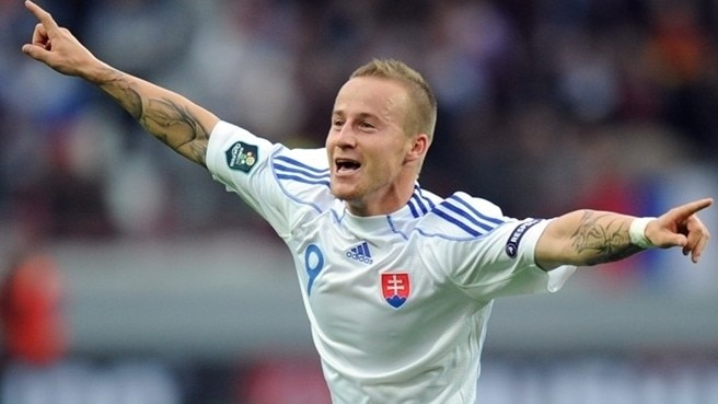 Resolute Slovakia snatch victory in Russia