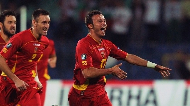 Zverotić maintains Montenegro's dream start