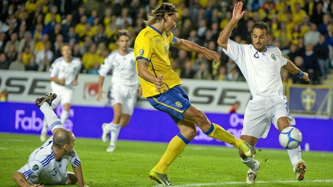 Ibrahimović enjoys fairy-tale return