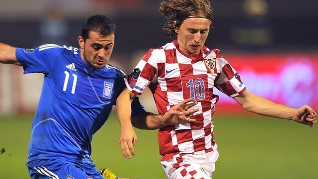Greece grind out draw in Croatia