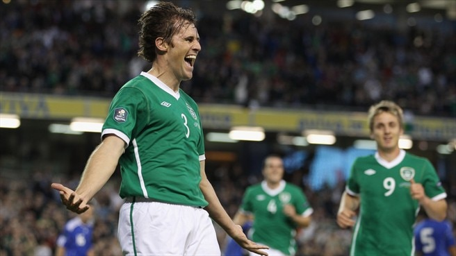Kevin Kilbane (Republic of Ireland)
