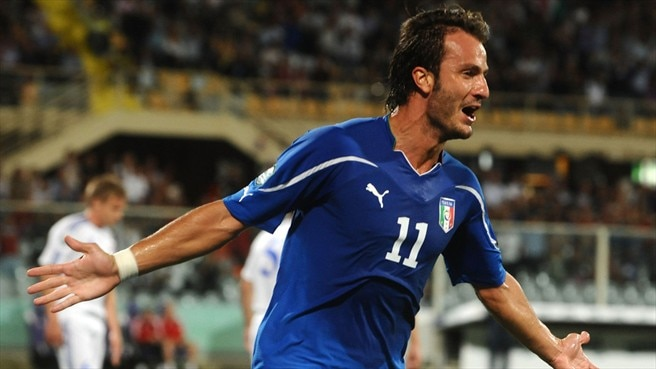Italy make Prandelli feel at home