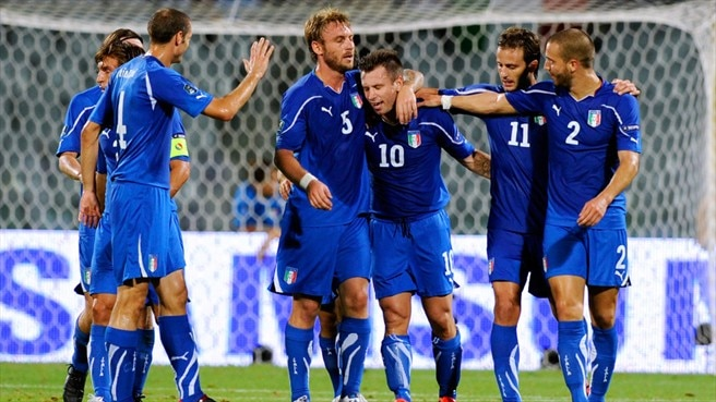 Faroe Islands out to halt Italy's momentum
