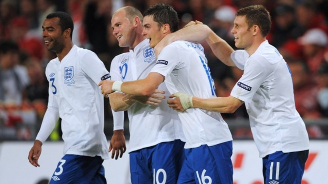 England see off Switzerland in Basel