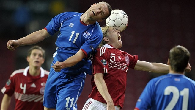 Iceland bid to trip Nordic rivals