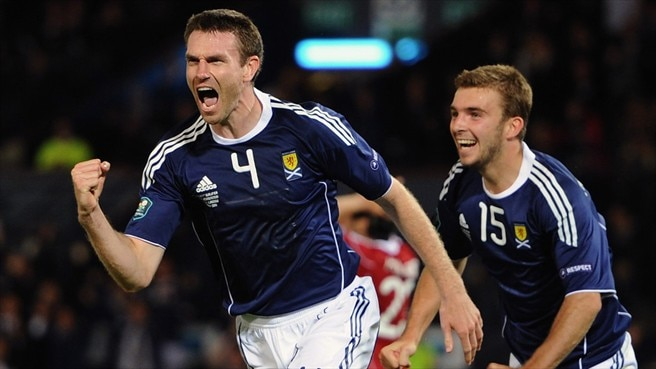 Stephen McManus (Scotland)