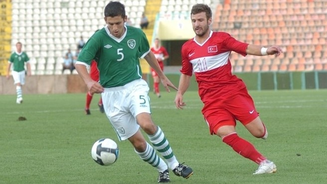 Şahin Aygüneş (Turkey) & Seamus Conneely (Republic of Ireland)