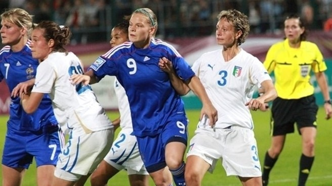 Stubborn Italy frustrate France