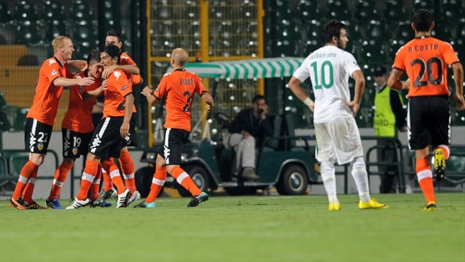 Match facts: Valencia v Bursaspor