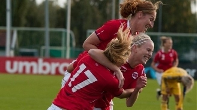 Norway beat Ukraine to reach Women's World Cup