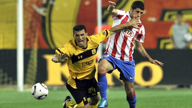 Aris seek another scalp on Trondheim trip