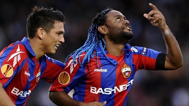 CSKA use their heads to down Lausanne