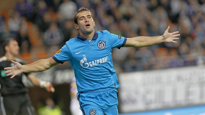 History feeding Zenit belief against AEK