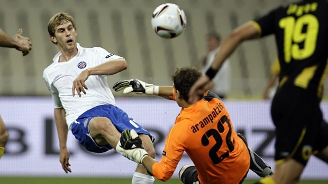 Hajduk hoping to sew up Anderlecht success