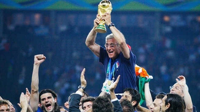 Marcello Lippi: My team of 2012