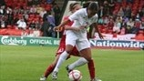 Eylül Elgalp (Turkey) & Alex Scott (England)