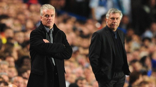 Deschamps says Chelsea are out of this world