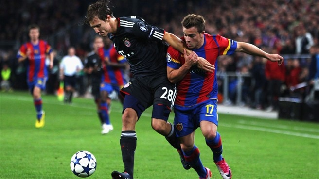 Vogel hopes Basel can trip Bayern