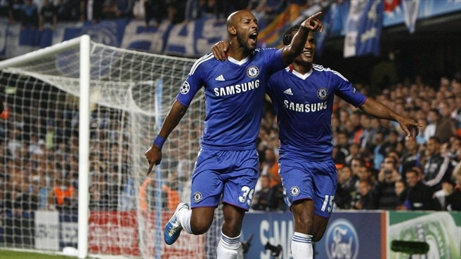Malouda rides wave of Chelsea optimism