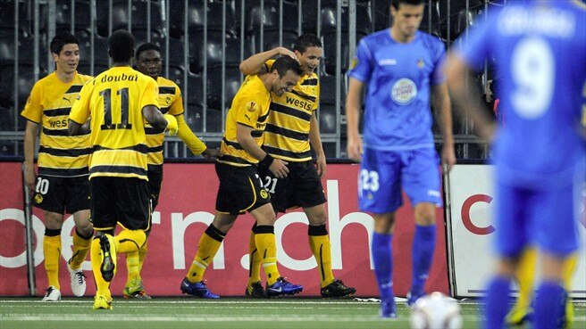 Wölfli glee as Young Boys return to form