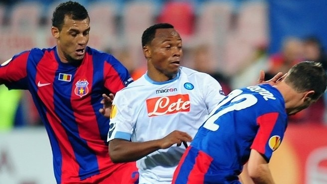 Napoli determined to take final chance against Steaua