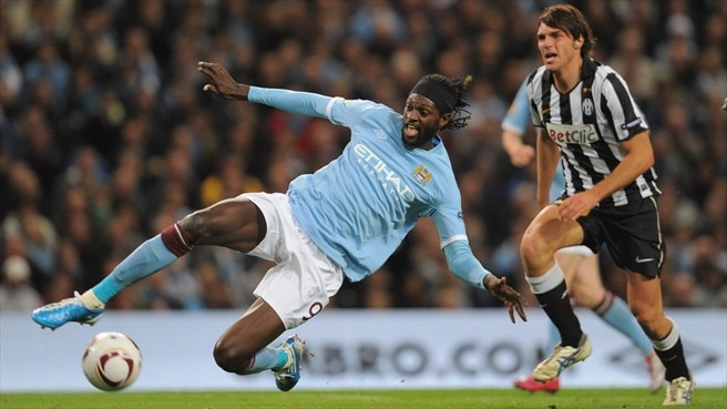 Contentment reigns for City and Juventus