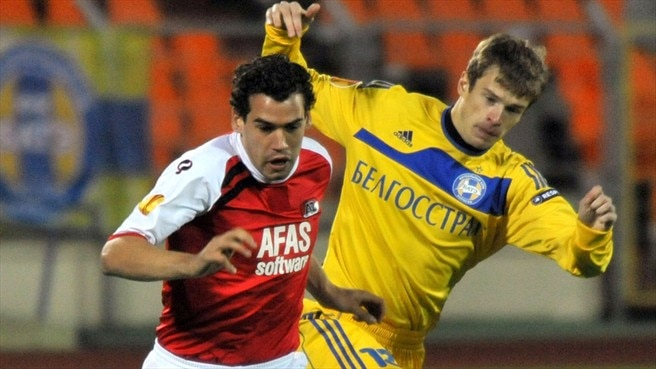 Nekhaychik wise beyond his years at BATE