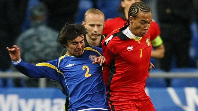 Belgium look to secure Kazakstan double