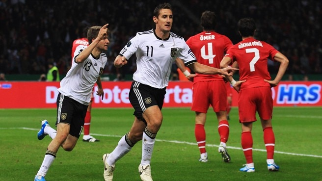 Turkey look to complete Germany hat-trick