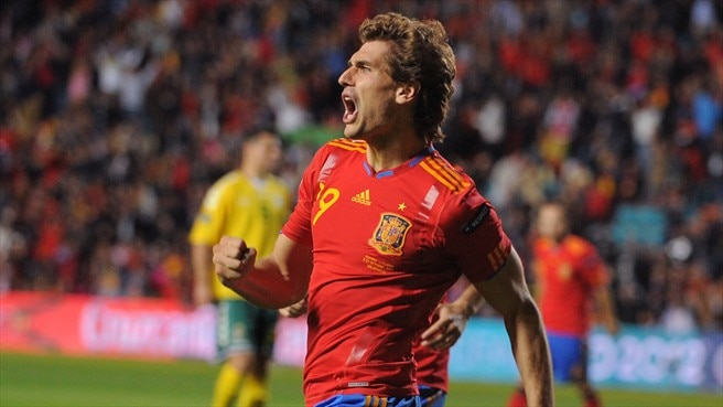 Llorente relieved as Spain find way through