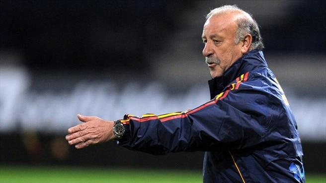 Del Bosque looking at new Spain strike force
