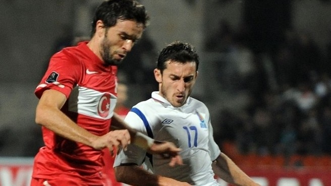 Sadygov strikes as Azerbaijan beat Turkey