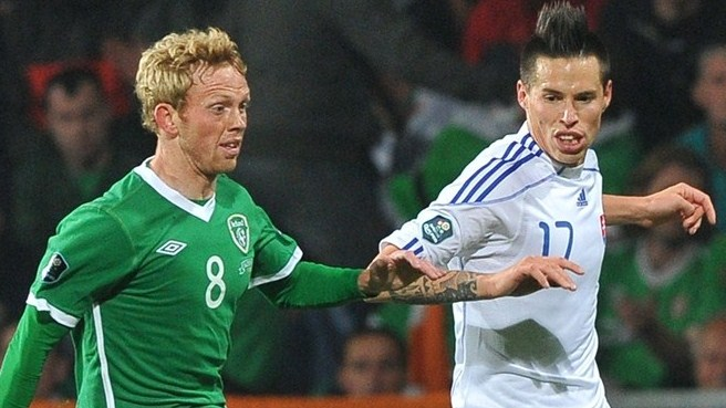 Ireland, Slovakia and Russia aim to break from pack