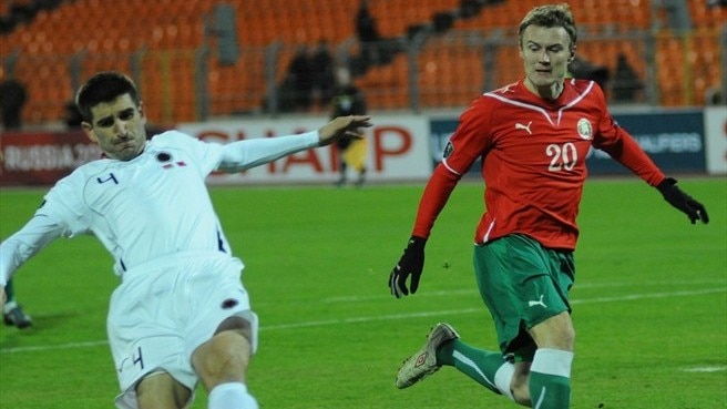 Albania seek revenge against Belarus