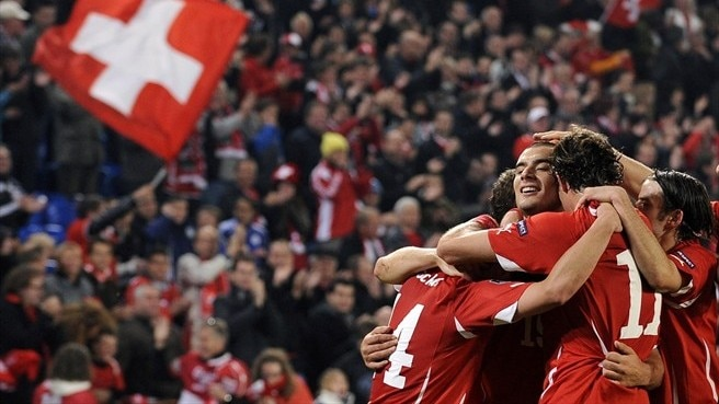 Swiss up and running after overcoming Wales