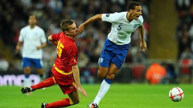 Ferdinand ends England career
