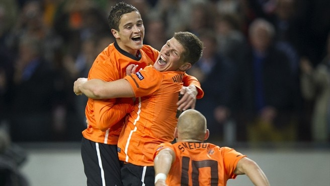 Ibrahim Affelay (Netherlands)