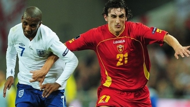 Wembley point a pleasant surprise for Montenegro